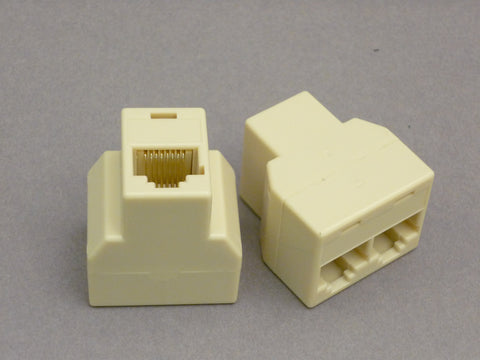T-Box splitter for 1-Wire networks
