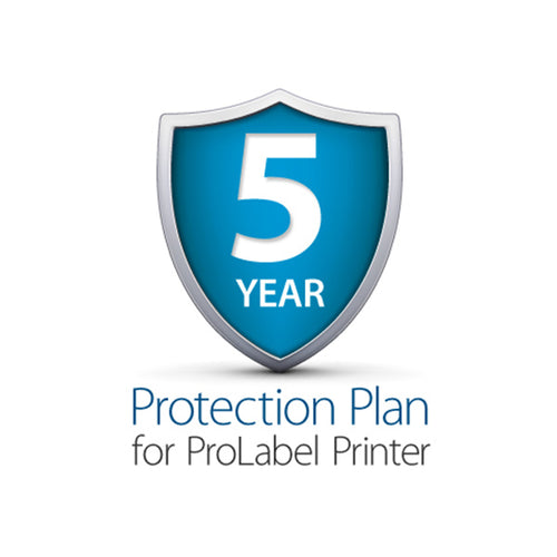 5-Year Complete Protection Plan, ProLabel Thermal Printer