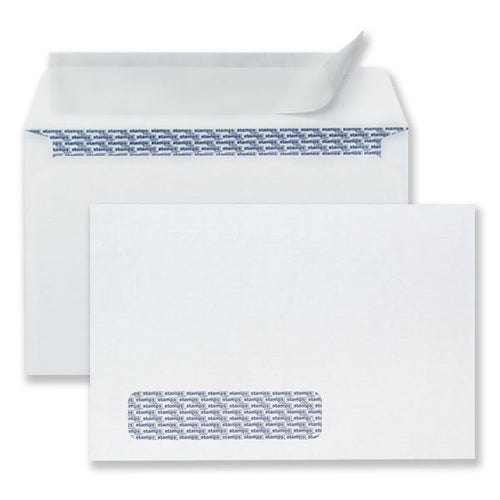 "6"" x 9"" Heat Resistant Window Pull & Seal Security Envelopes"