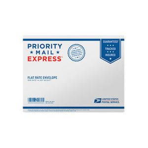 "Priority Mail Express Flat Rate Envelope 12 1/2"" x 9 1/2"""