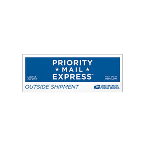 Priority Mail Express Sticker, 1000 labels/roll