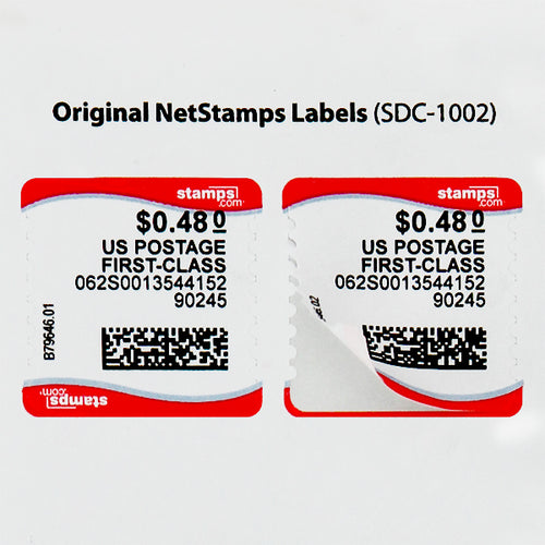 Original NetStamps<sup>&reg;</sup> Sheets