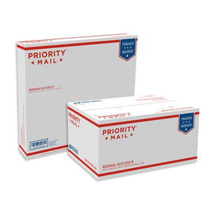 Priority Mail Regional Rate Box B, 25/pack