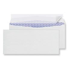 #10 Heat Resistant Pull & Seal Security Envelopes, 500/Pack
