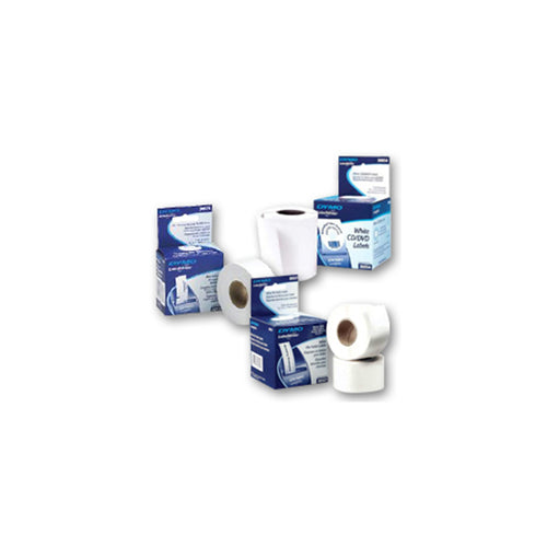 DYMO White CD/DVD Label Rolls