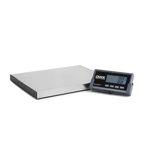 ONYX Products<sup>&reg;</sup> 400lb Wireless Shipping Scale