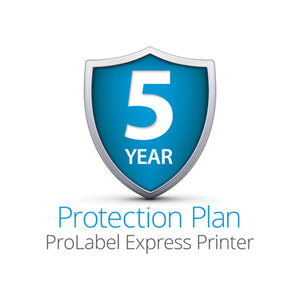 5-Year Complete Protection Plan, ProLabel Express Thermal Printer