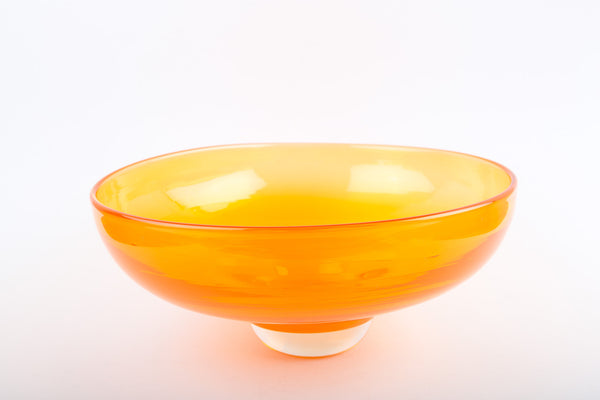 Michael Ruh - Medium Tulpe Bowl (Orange)