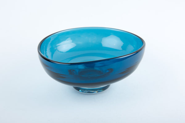 Michael Ruh - Small Nido Bowl (Dark Blue)