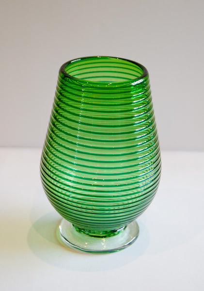 Bob Crooks - Venetian Tumbler (Green)
