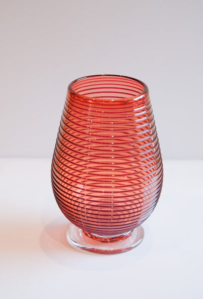 Bob Crooks - Venetian Tumbler (Orange)