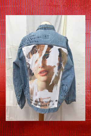 Mathilda – denim jacket