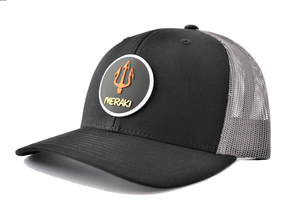 Swerve Snapback | Black/Steel Grey