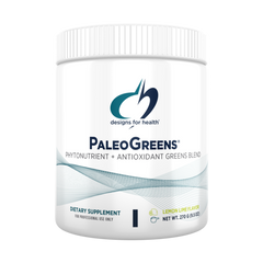 PaleoGreens™ 270g powder - Lemon/Lime flavor