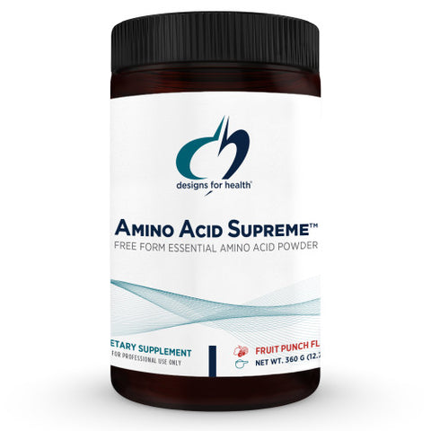 Amino Acid Supreme™ 12.7 oz Powder (Fruit Punch Flavor)