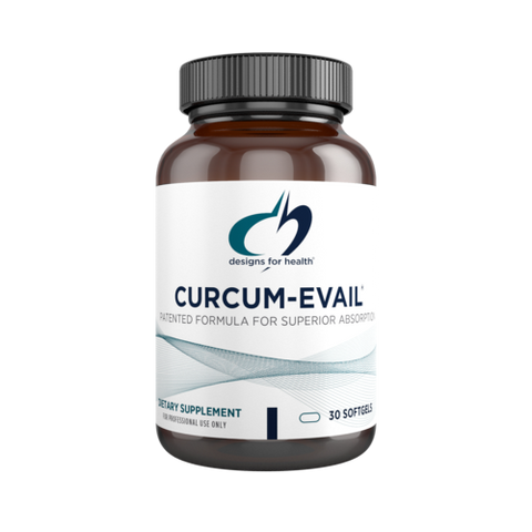 Curcum-Evail 30 Softgels