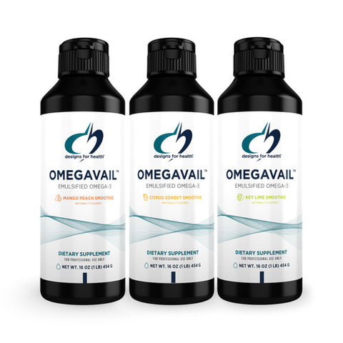 OmegAvail™ Smoothie Sample pack 16 oz.