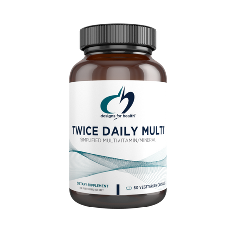 Twice Daily Multi™ 60 capsules