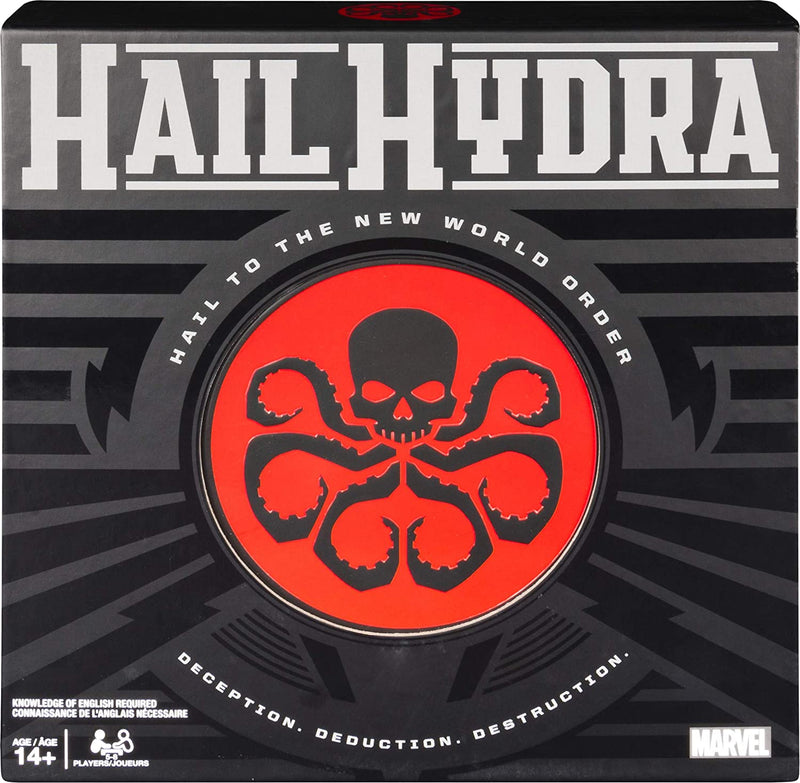 Hail Hydra, MARVEL Hero Board Game