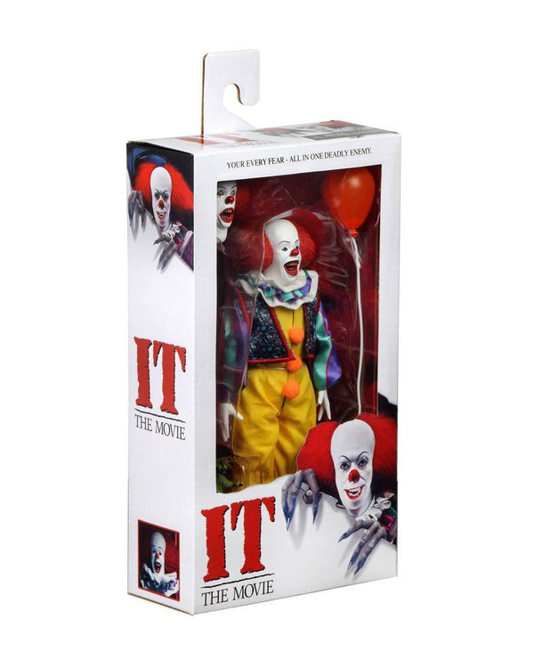 NECA IT Pennywise Action Figure Multicolor