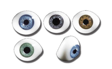 French Paperweight Doll Eyes from Schoepfers