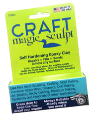 Magic Sculpt Epoxy Clay