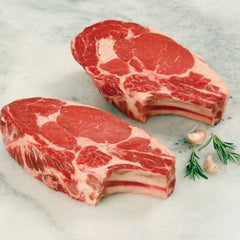 Irish Prime Rib-eye steaks