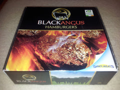 Irish 100% Black Angus Burgers