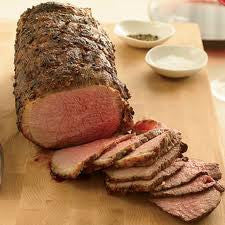 Roast beef (cooked)