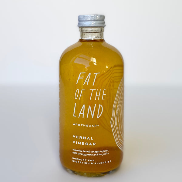 FAT OF THE LAND || VERNAL VINEGAR