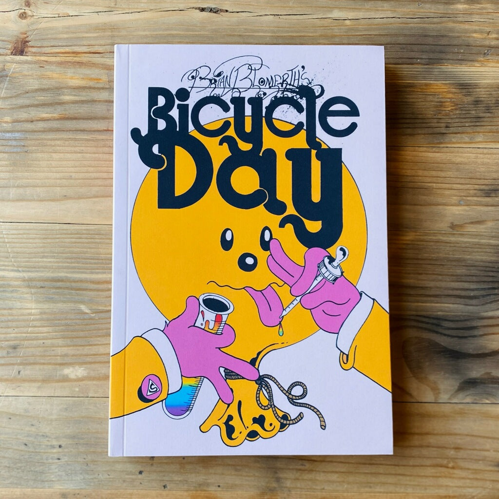 BICYCLE DAY || BRIAN BLOMERTH