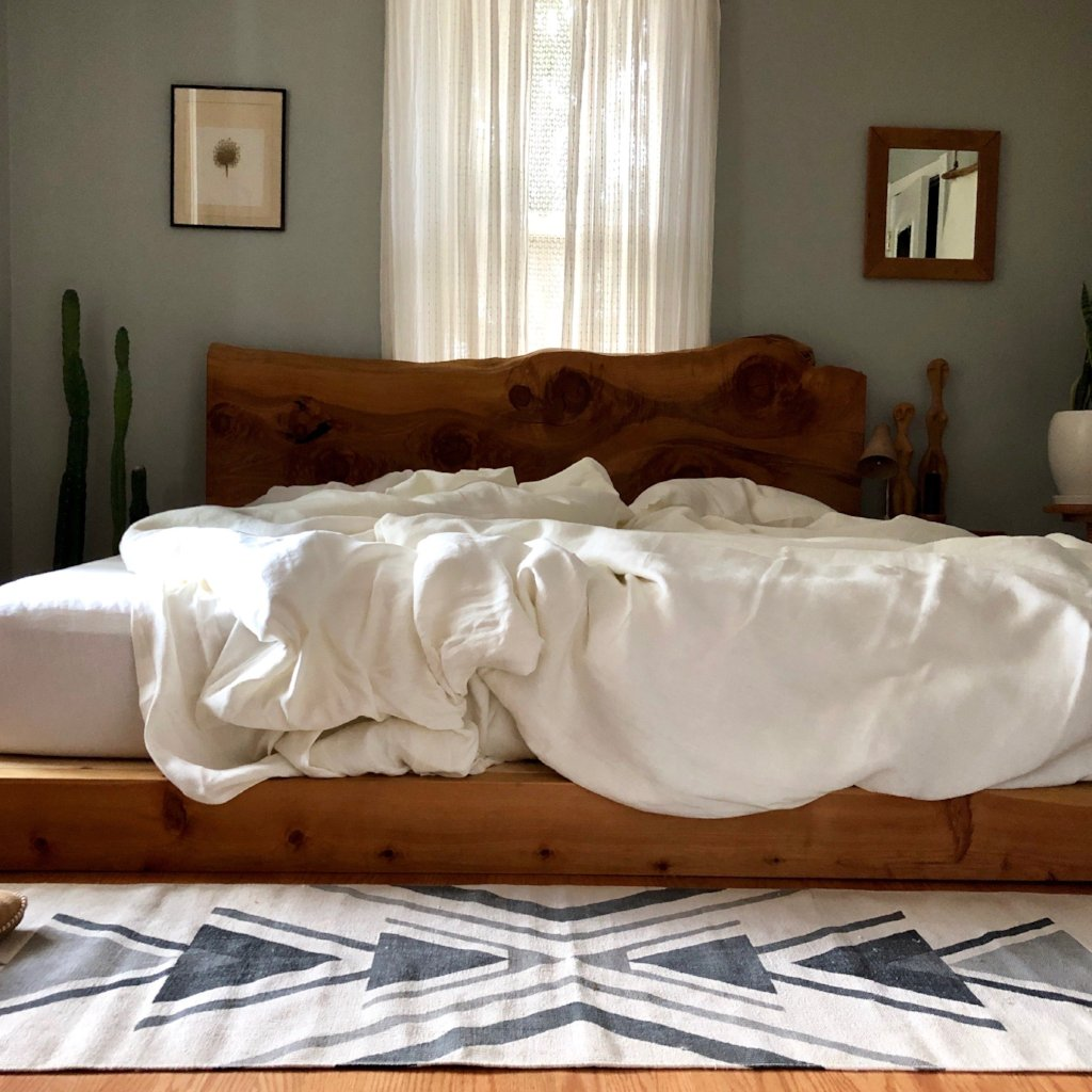 JUNGMAVEN || HEMP BEDDING