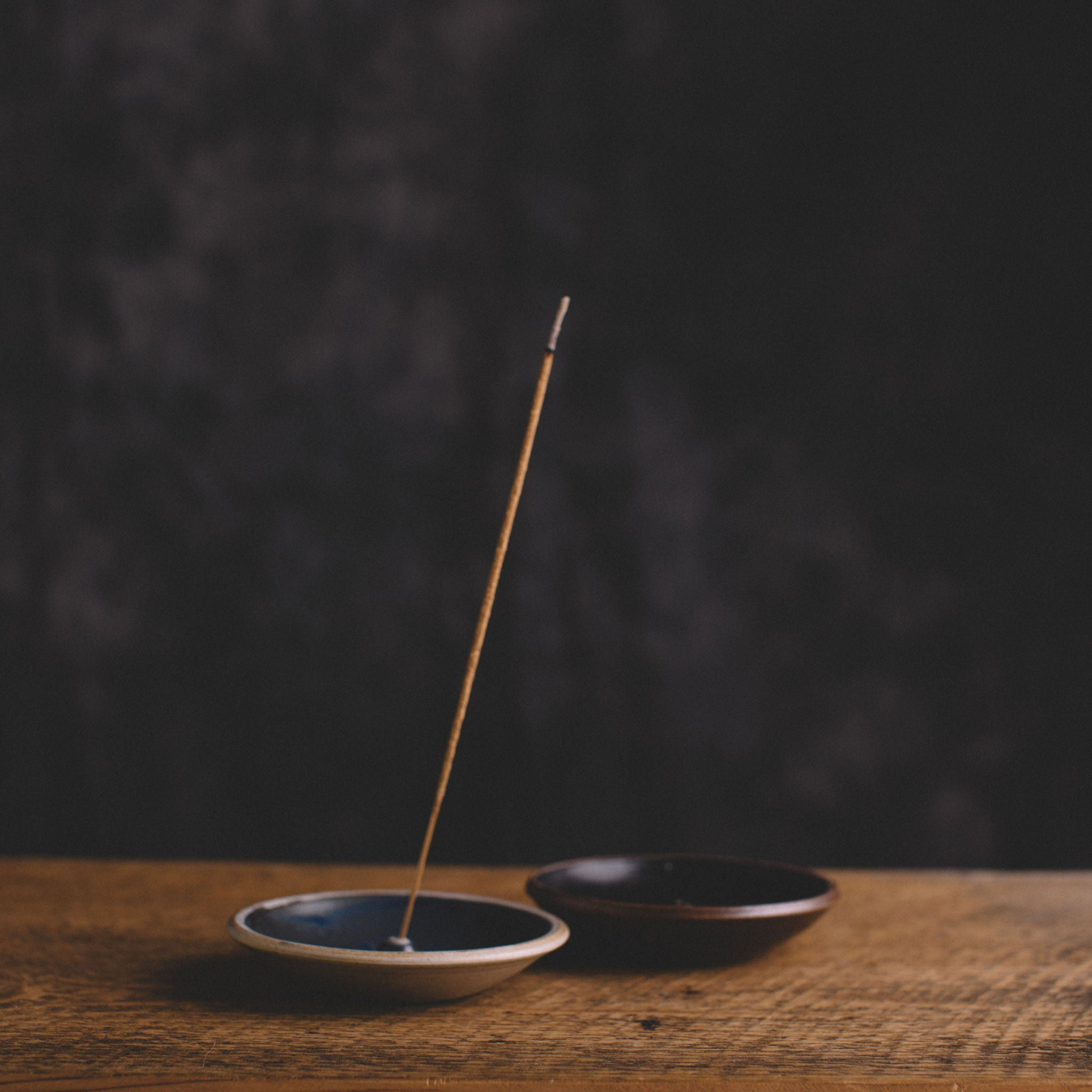 INCAUSA || STONEWARE INCENSE BURNER
