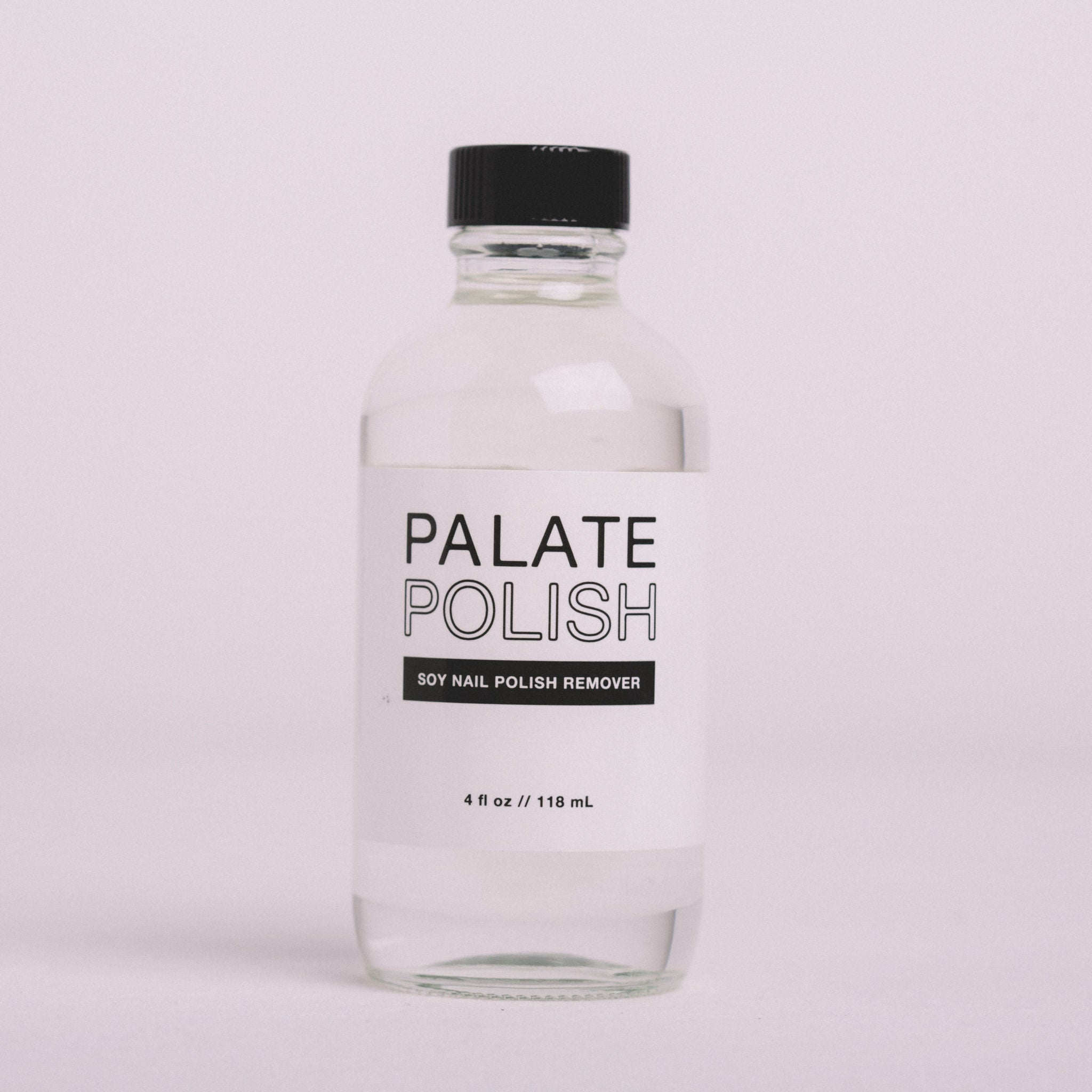 PALATE || SOY POLISH REMOVER