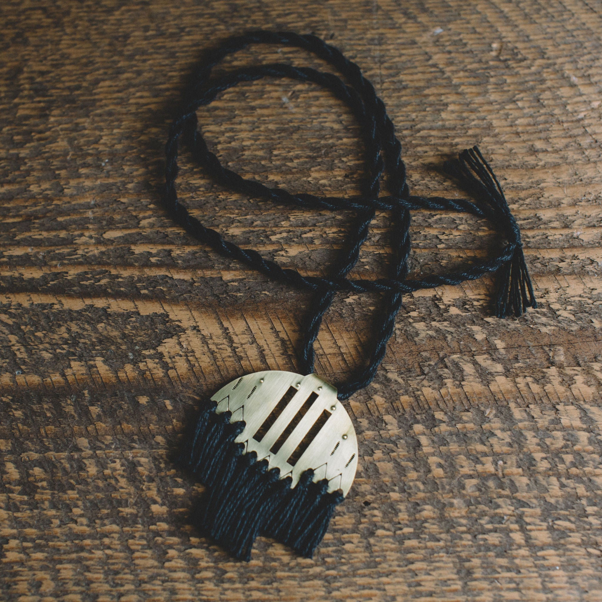 LUNA SOL || TALLGRASS NECKLACE