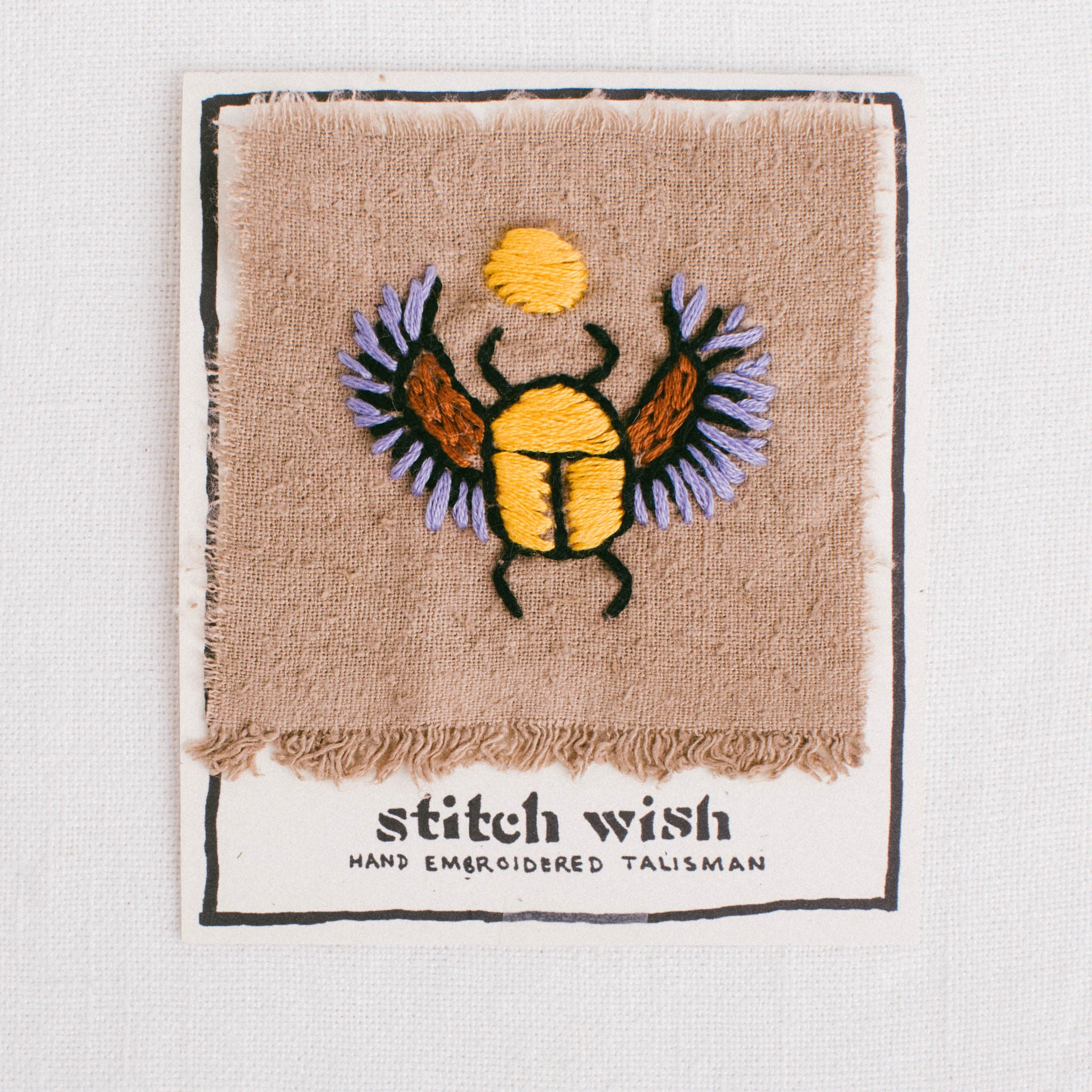 MIXED COLOR || STITCH WISH