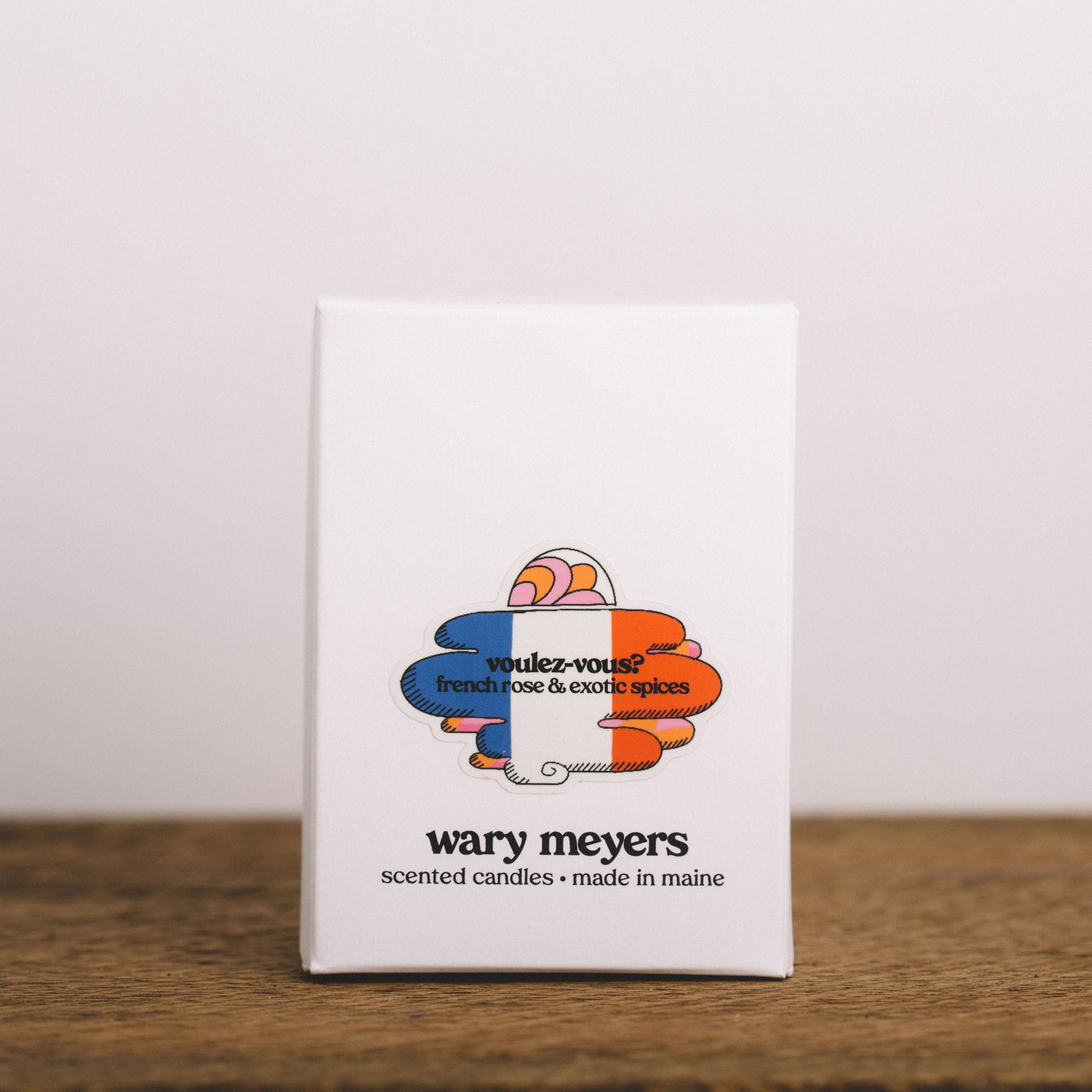 WARY MEYERS || CANDLES