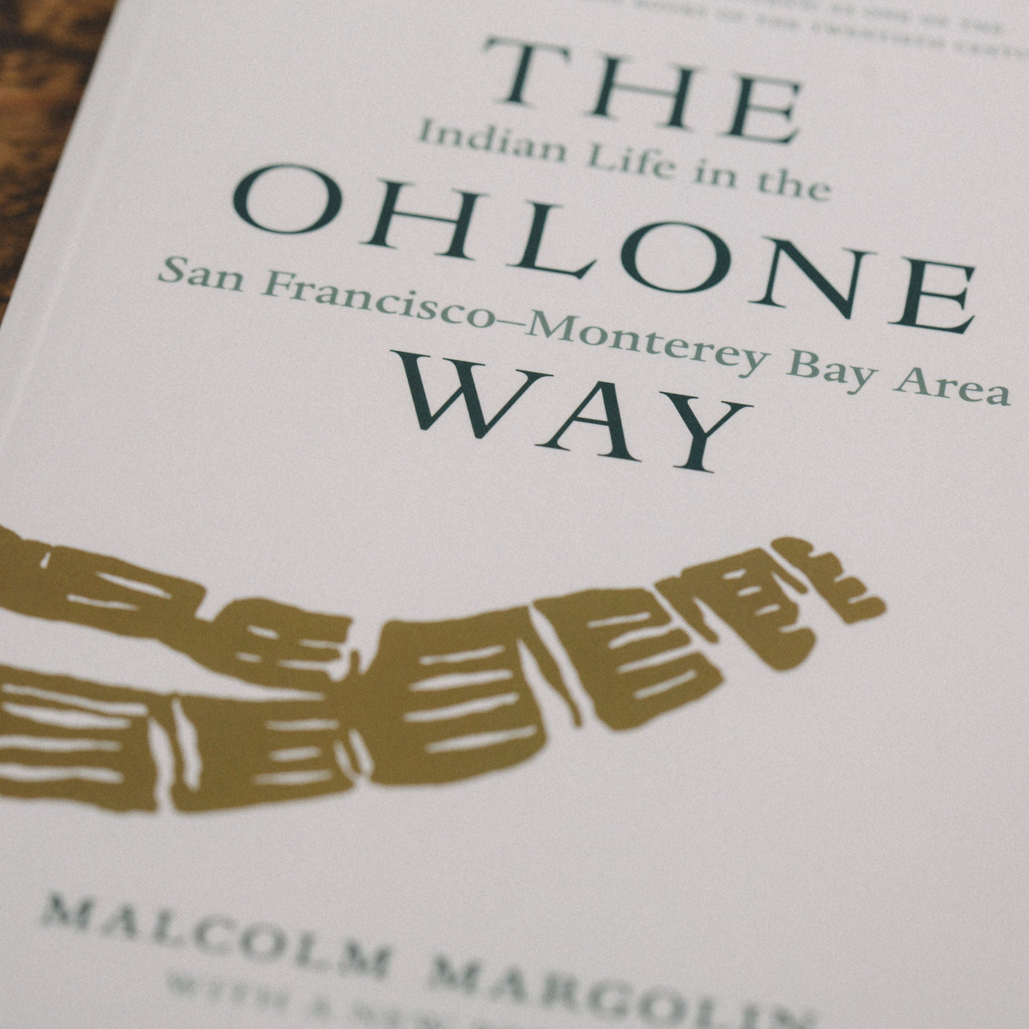 THE OHLONE WAY || MALCOLM MARGOLIN