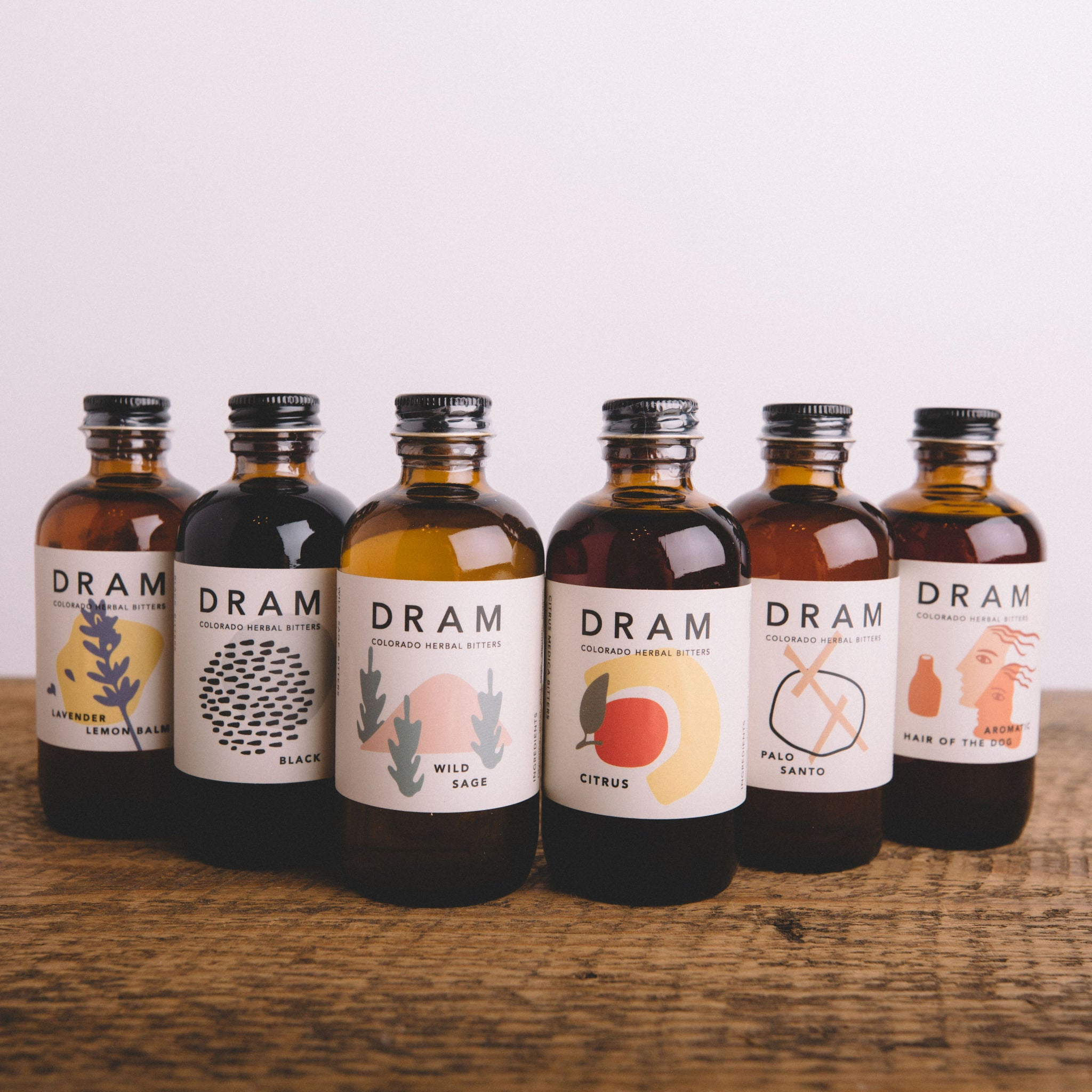 DRAM APOTHECARY || BITTERS
