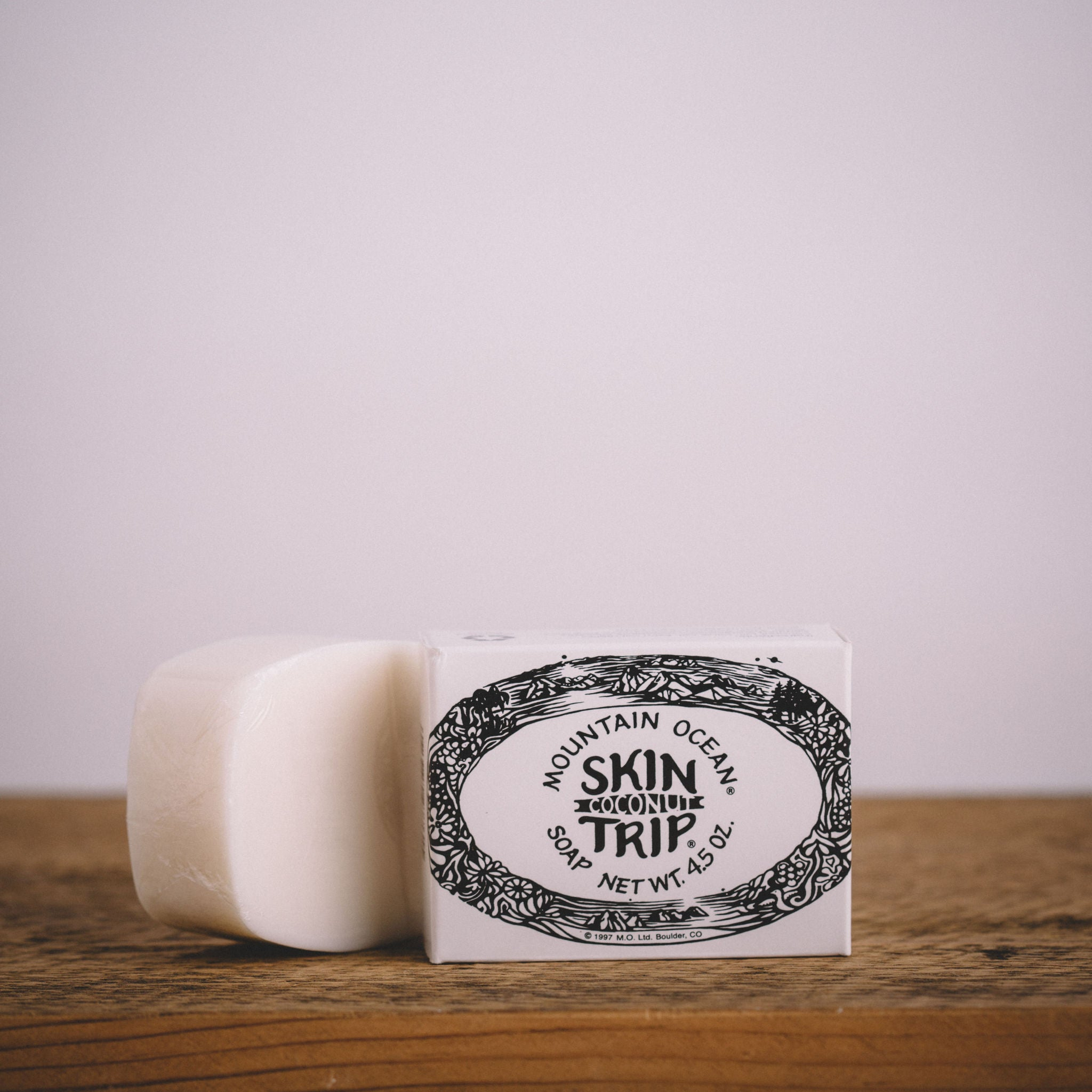 MOUNTAIN OCEAN || COCONUT SKIN TRIP SOAP