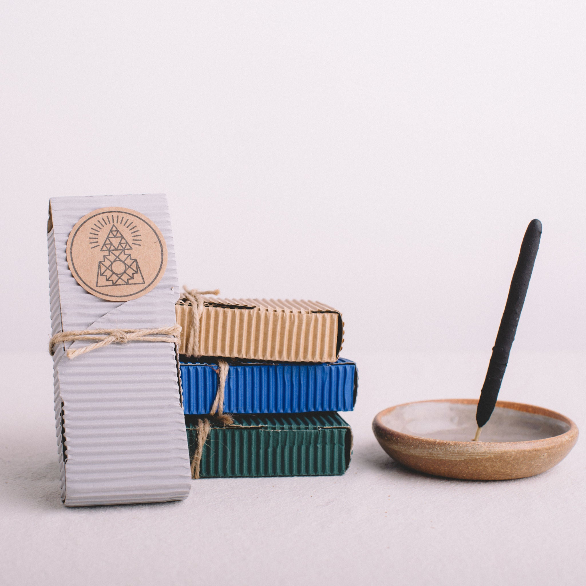 INCAUSA || BREU RESIN INCENSE