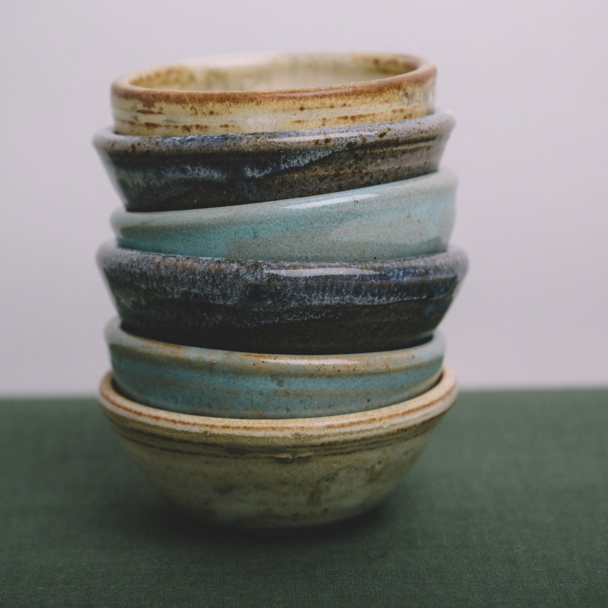 MINI CERAMIC BOWL || MARSHALL CLAY CO.