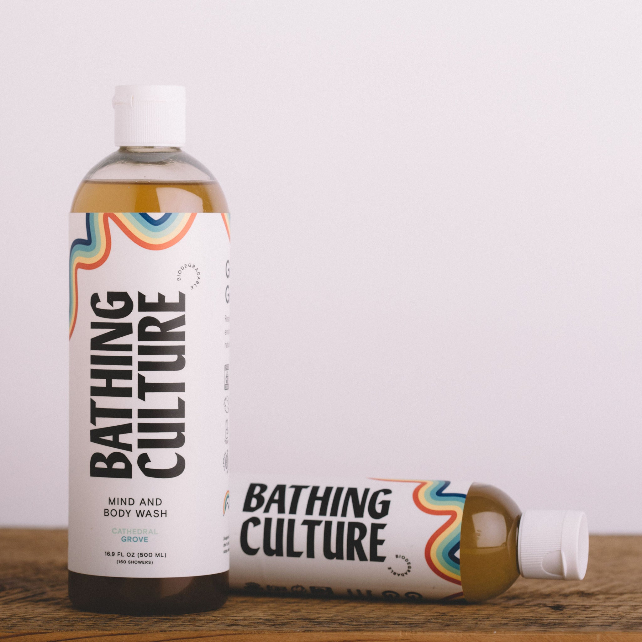 BATHING CULTURE || BODY WASH