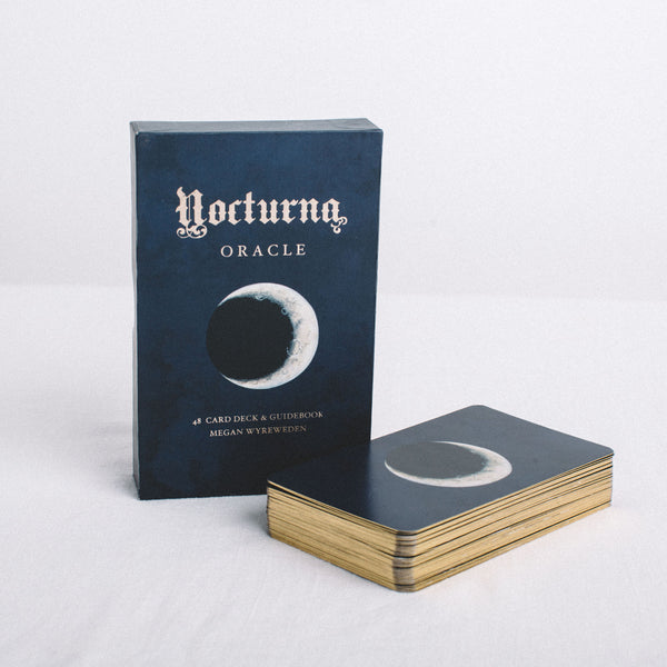 THE CREEPING MOON || NOCTURNA ORACLE