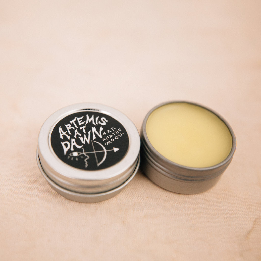 FAT AND THE MOON || SCENTED BALM