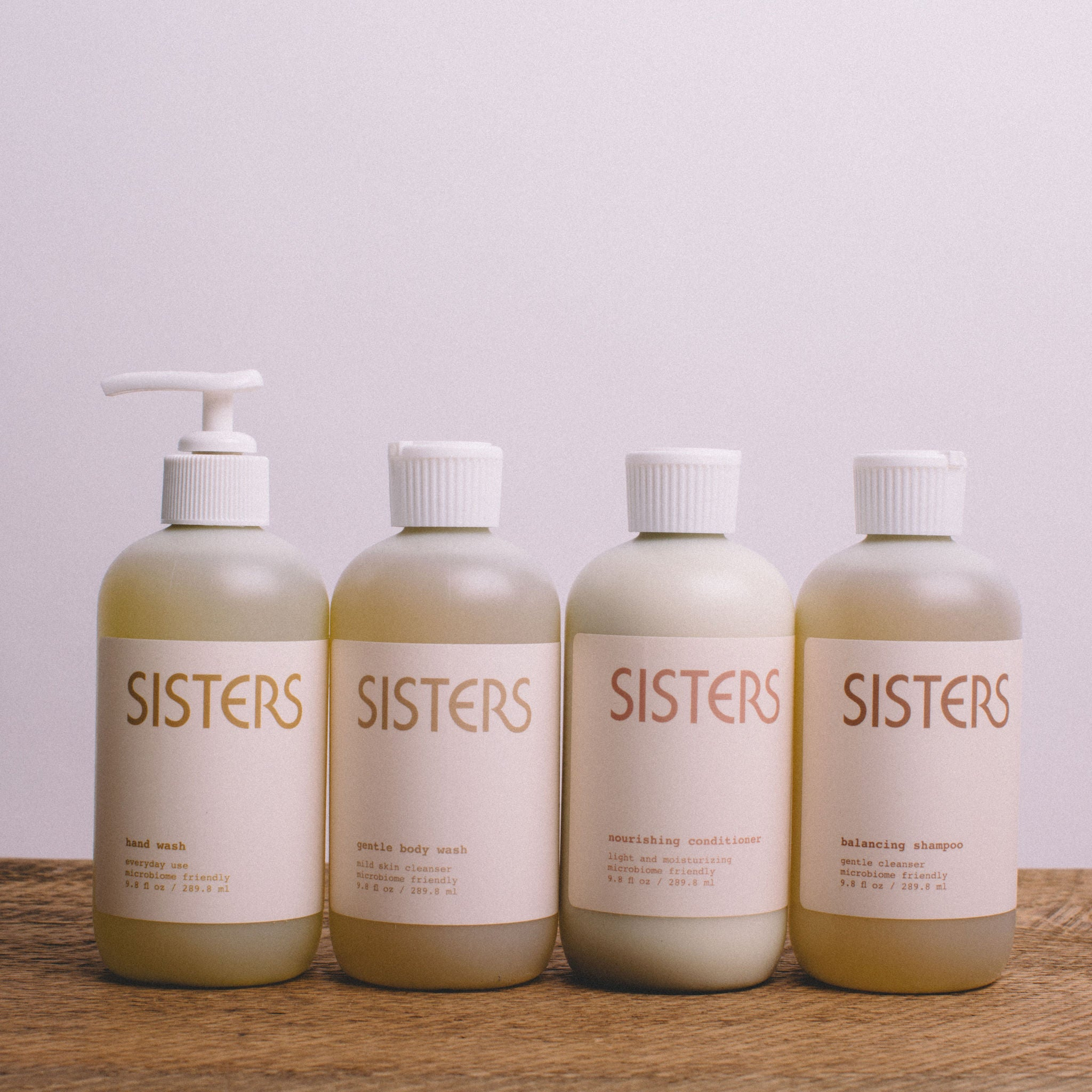 SISTERS || NOURISHING CONDITIONER