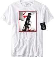 Kill Them Softly Augmented Reality T-Shirt