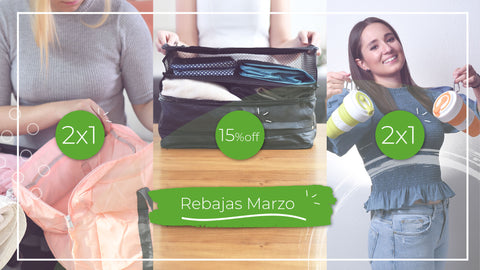 closet portatil, termos, emergency bag, rebajas, descuentos