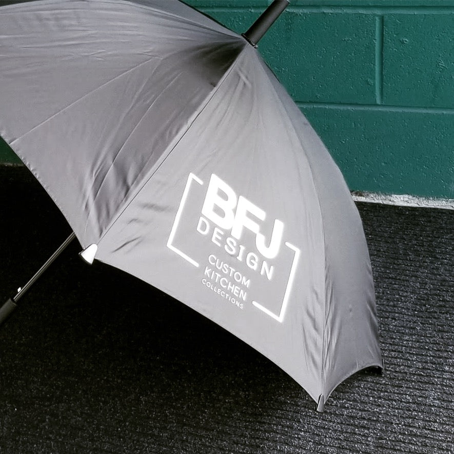 Custom Umbrellas for Vancouver Interior Designer