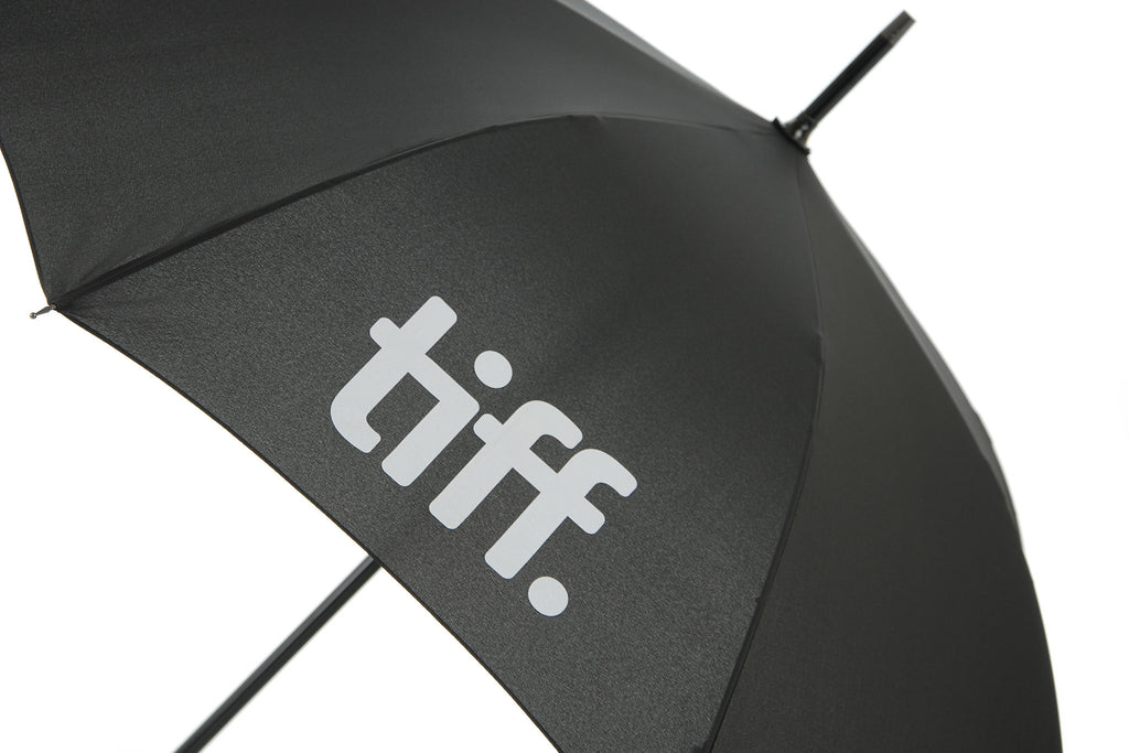 Printing Logos on Umbrellas:  Screen Printing